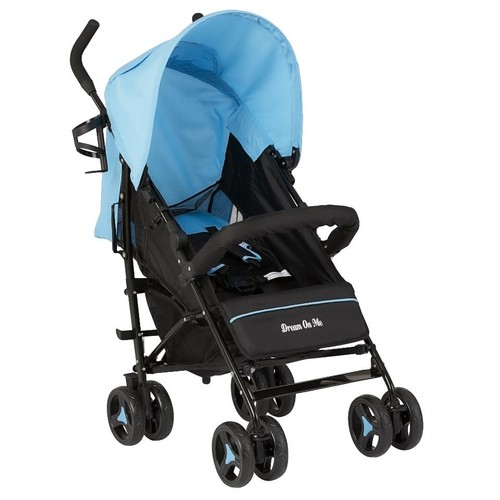 Dream On Me Jasper Lightweight Stroller - Blue