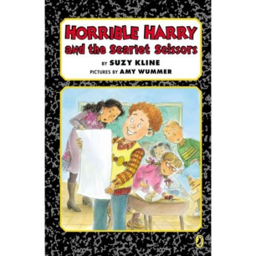 Horrible Harry and the Scarlet Scissors