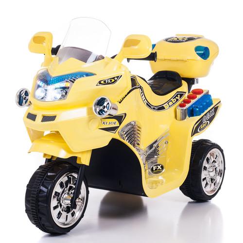 Lil' Rider FX 3 Wheel Battery Powered Bike - Yellow