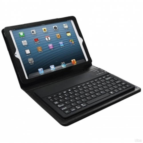 Bluetooth Keyboard Case For iPad Mini, Black