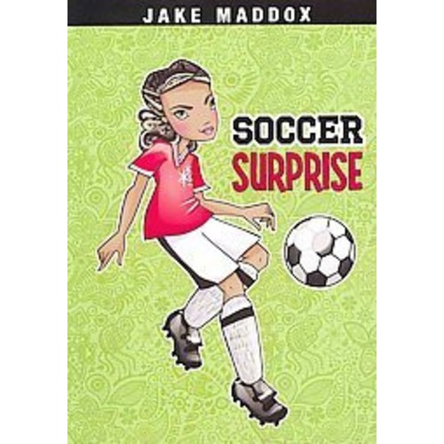 Soccer Surprise (Paperback) (Jake Maddox)