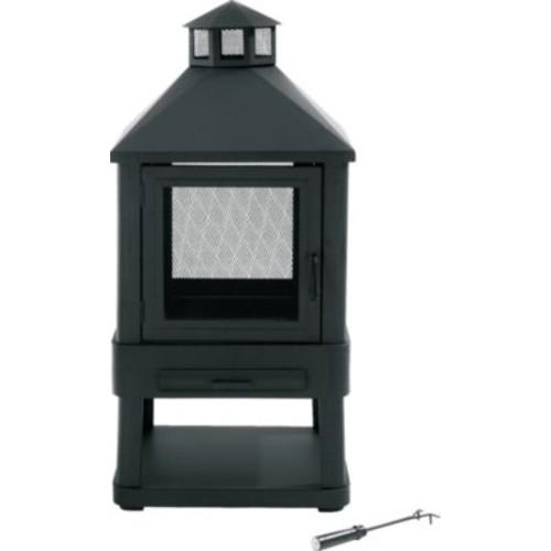 Crosley Villa Outdoor Fireplace