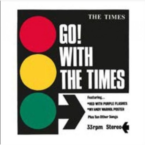 Times - Go With The Times (Vinyl)