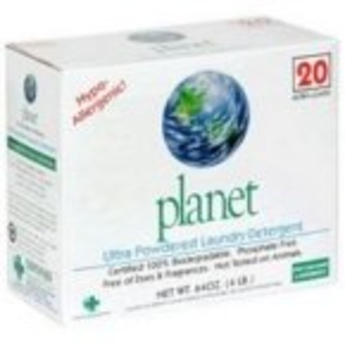 Planet Ultra Powdered Laundry Detergent, 64 Ounce Box [1]