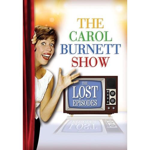 The Carol Burnett Show: The Lost Episodes [DVD]