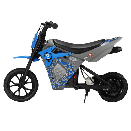 Pulse Performance Products Bicycles, Ride-On Toys & Scooters Pulse Performance EM-1000 Electric Motorcycle