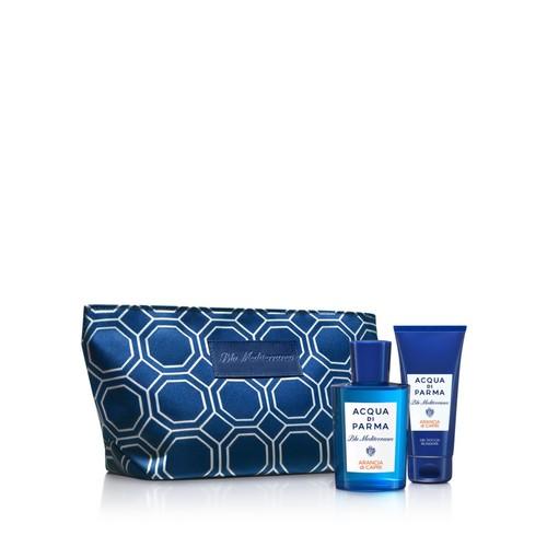 Blu Mediterraneo Arancia di Capri Eau de Toilette Gift Set