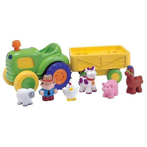 Fun Time Tractor
