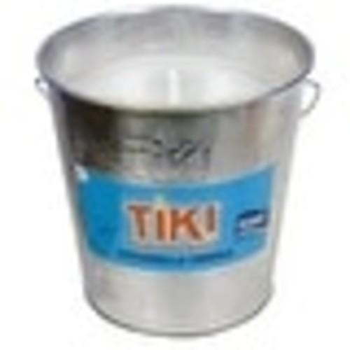 Tiki 1002 Galvanized Citronella Bucket Candle, 5
