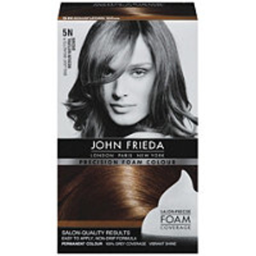 Precision Foam Hair Color [Medium Natural Brown]
