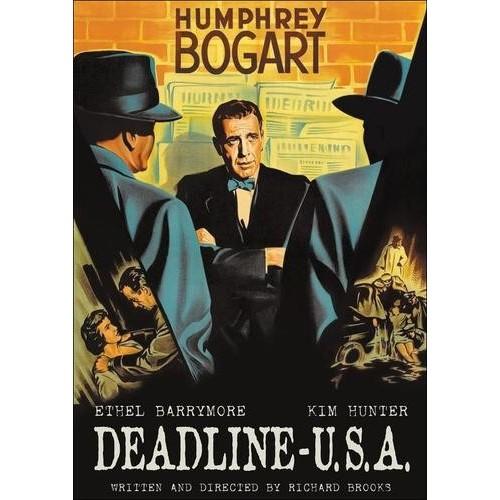 Deadline U.S.A. [DVD] [1952]