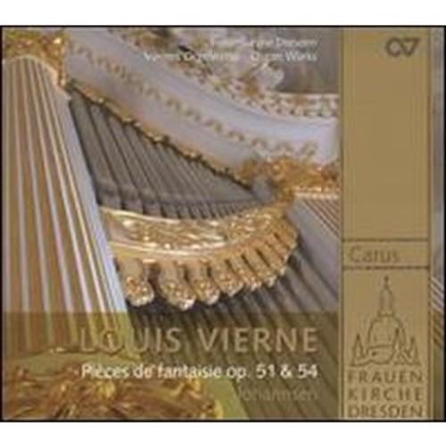 Louis Verne: Pices de Fantasie, Op. 51 & 54 By Kay Johannsen (Super Audio CD (SACD))