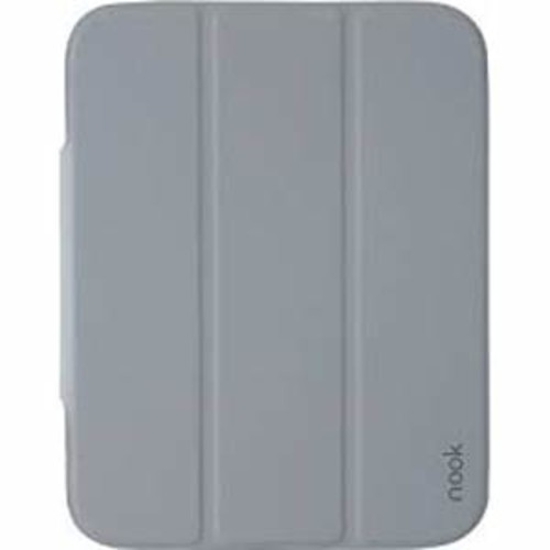 Barnes & Noble Clip Cover for Nook Glowlight - Light Grey