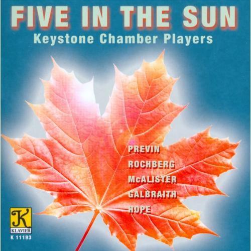 Five In The Sun-CD