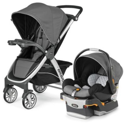 Chicco Bravo Trio Travel System in Orion