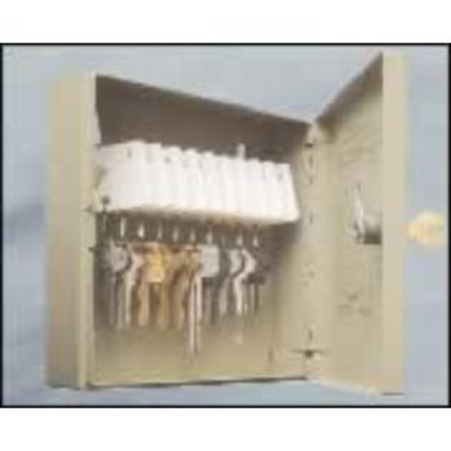 MMF Industries 201911003 Single Tag Key Cabinet 110 Cap.