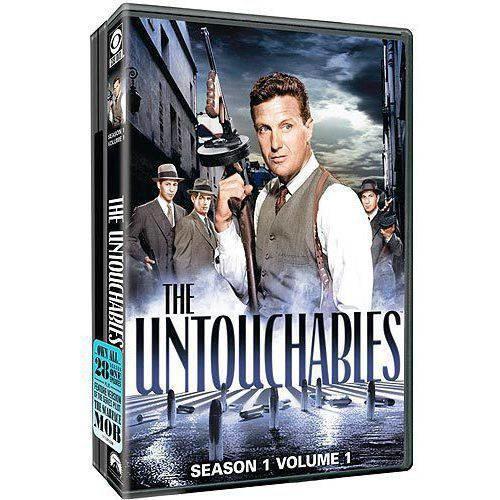 Untouchables: The Complete Season One [8 Discs] [DVD]