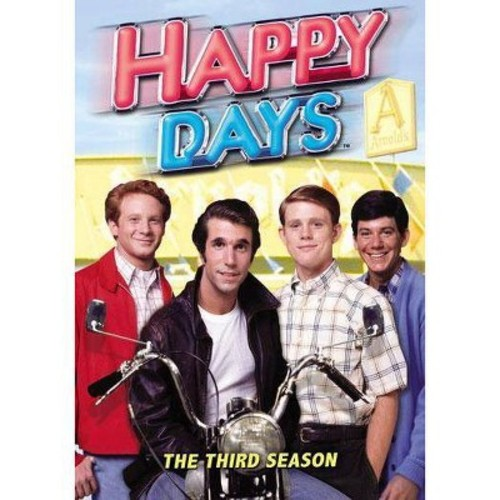 Happy Days: The Third Season (DVD)