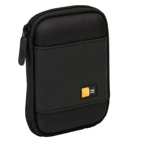 Case Logic Compact Portable Hard Drive Case, Black PHDC1 BLK