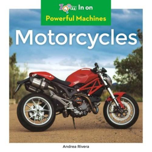 Motorcycles (Library) (Andrea Rivera)