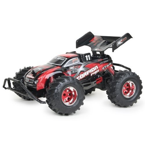 Bright RC F/F 12.8V Scorpion Pro Vehicle, 1:10 Scale [Standard Packaging]
