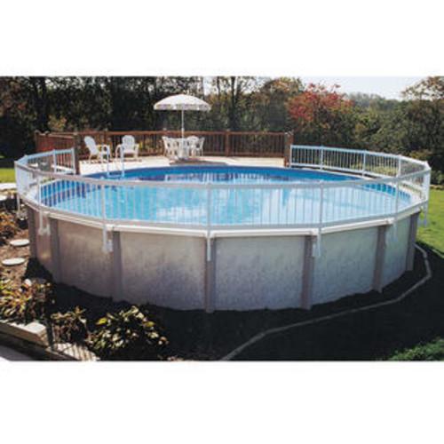 GLI Above Ground Pool Fence 3-Piece Add-On Kit