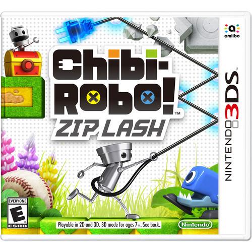Chibi Robo! Zip Lash (Nintendo 3DS)