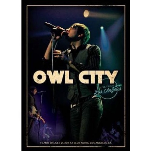 Owl City: Live from Los Angeles [DVD]