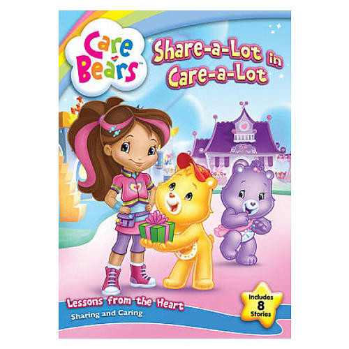 Care Bears: Share-a-Lot in Care-a-Lot DVD