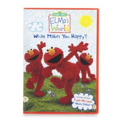 Sesame Street Elmo's World in What Makes You Happy DVD