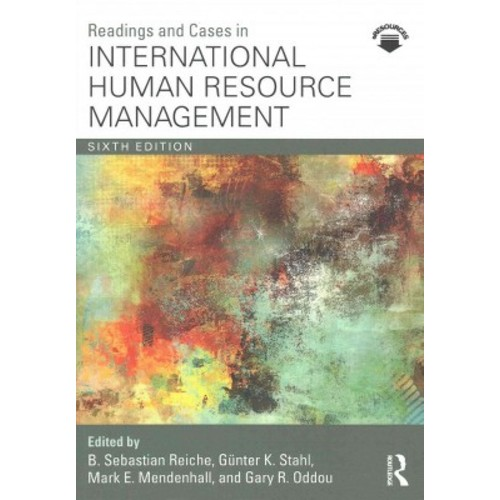 Readings and Cases in International Human Resource Management (Paperback)