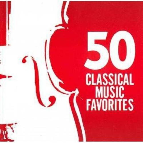 Various - 50 classical favorites (CD)