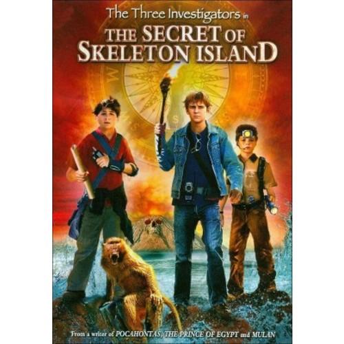 Three investigators and the secret of (DVD)