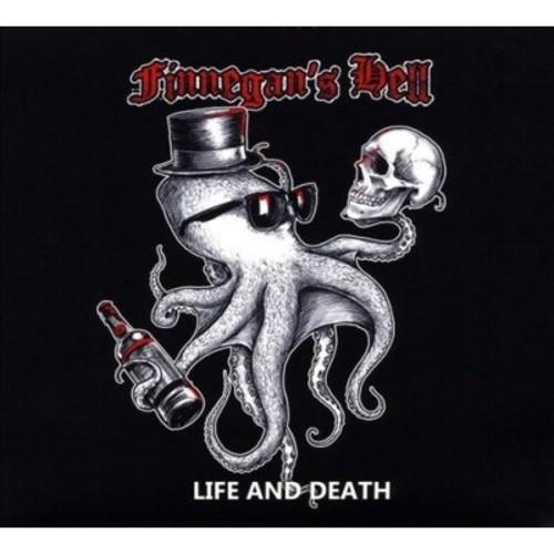 Finnegans Hell - Life & Death (CD)