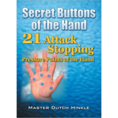 Secret Buttons of the Hand: -21- Attack Stopping Pressure Points of the Hand