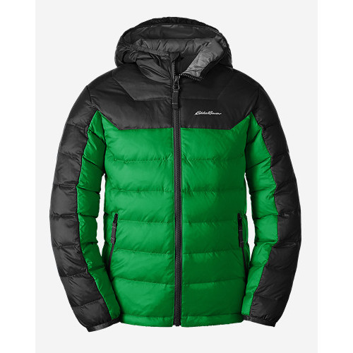 Boys' Downlight Hooded Jacket