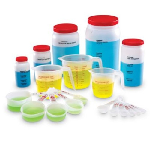 Learning Resources Liquid Measurement Set