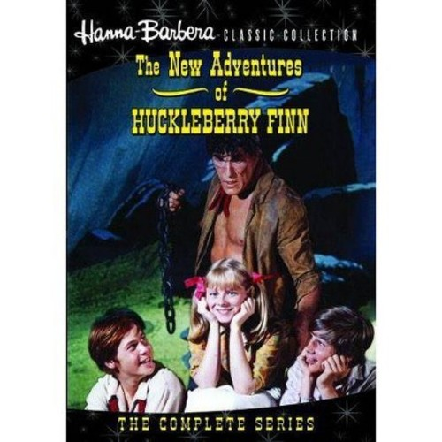 The New Adventures of Huckleberry Finn [3 Discs]
