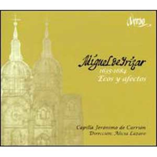 Miguel de Irizar: Ecos y afectos By Alicia Lazaro (Audio CD)