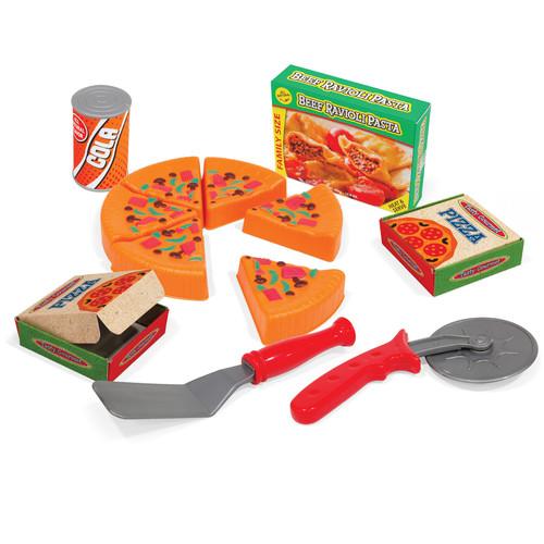 Just Kidz 12-Piece Pizza Set