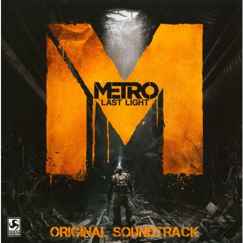 Metro: Last Light [Original Video Game Soundtrack] [CD]