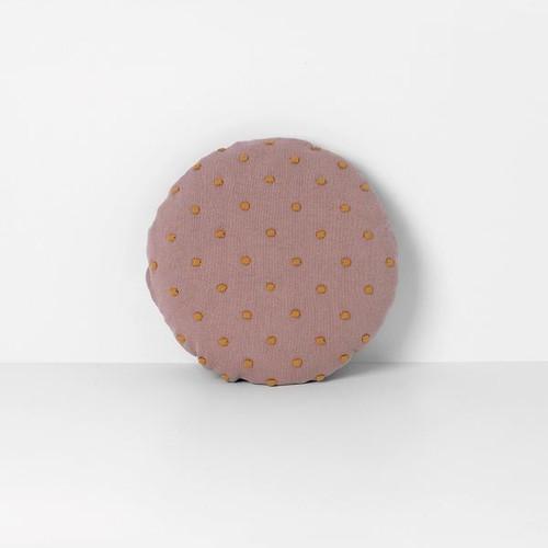 Popcorn Round Cushion