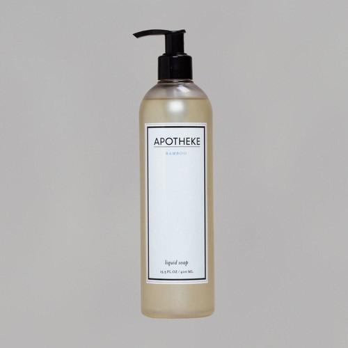 Bamboo Liquid Soap design by Apotheke
