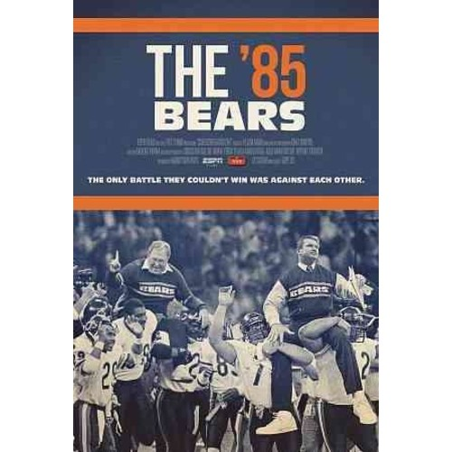 ESPN Films 30 for 30: The '85 Bears (DVD)