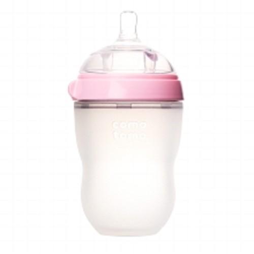 Comotomo Baby Bottle Pink