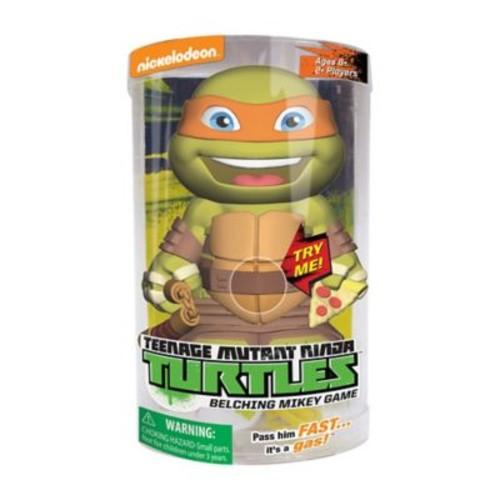 PlayMonster Teenage Mutant Nina Turtles Belching Mikey Game