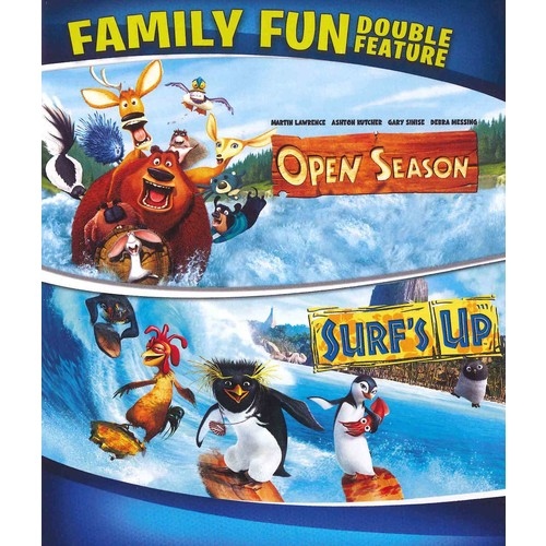 Surf's Up/Open Season (Blu-ray Disc)
