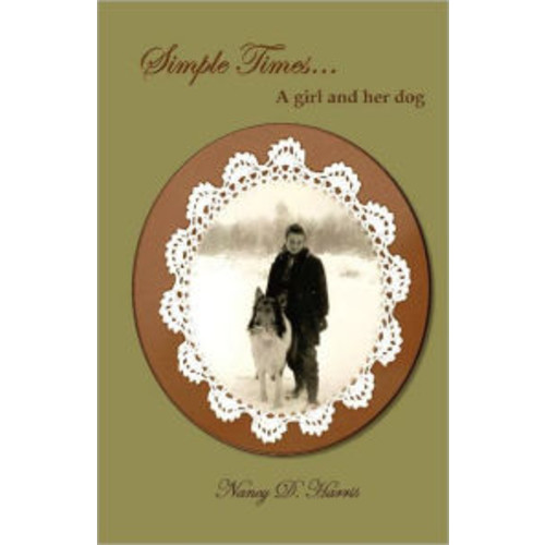 Simple Times: A Girl and Her Dog