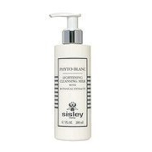 Sisley Phyto Blanc Lightening Cleansing Milk for Unisex, 6.7 Ounce [one size]