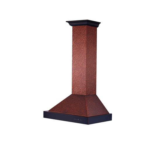 ZLINE Kitchen and Bath ZLINE 36 in. Wall Mount Range Hood in Oil-Rubbed Bronze